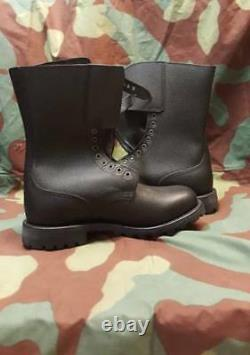 GENUINE French Army official rangers boots shoes