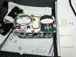 Genuine MARC JACOBS x ANNA SUI Collaboration Strap Snapshot Small Camera Bag