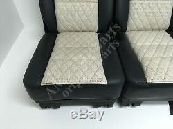 Genuine OEM Mercedes G class W463 SEAT LEATHER COVER AMG G550 G55 G500 G63