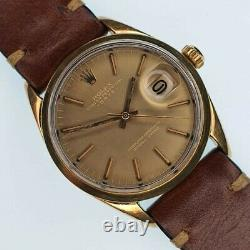Genuine Vintage Rolex Oyster Date 1550 (1973) Investment & Collectors Watch