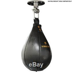 MEISTER SPEEDKILLS GENUINE LEATHER SPEED BAG MEDIUM Boxing Punching Training