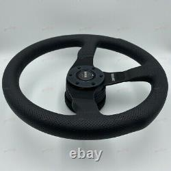 Momo Competition Leather steering wheel 350mm 100% GENUINE MOMO 11108365211L