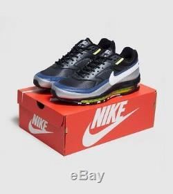 Nike Air Max 97 BW QS Skepta X Inspired Black 100% Genuine! ALL SIZES UK 6-12