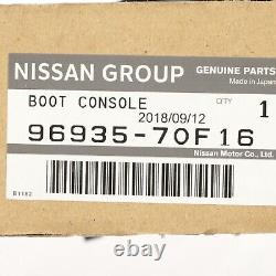 OEM NEW Genuine Nissan Console Shift Boot WithPattern 1994-1998 240SX 96935-70F16