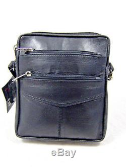 Real Leather Womans Small Shoulder Bag Travel Bag Travel Pouch Across Body Bag